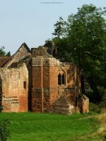 Kenilworth Castle VI by In-the-picture