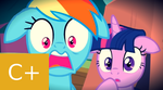 MLP FiM: S8 E20: The Washouts Review by Cuddlepug