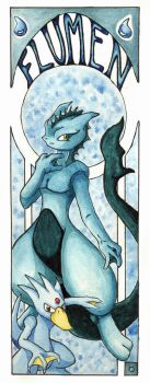 Water by PsyLady
