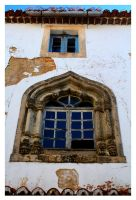 Marvao Old Window by FilipaGrilo