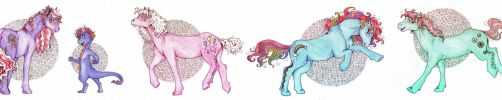 ...they will always have a place in my heart by AnimagicWorld