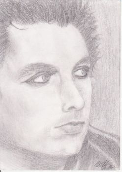 Billie Joe Armstrong by fcagems12