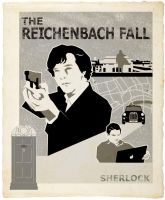 The Reichenbach Fall by 403shiomi