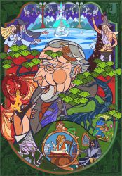 Tolkien:Lord of the middle earth by breath-art