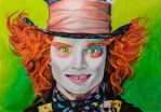 Mad Hatter  by Kentcharm