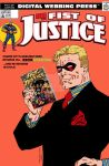 Fist of Justice - Namor Marvel Age Cover Homage