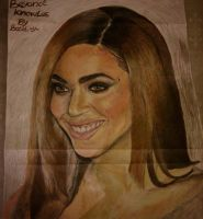 Beyonce by MISS-LIMA