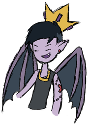 The King of Bats by darkwolf908