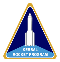 Kerbal Rocket Program logo by jeffmcdowalldesign