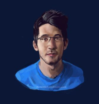 Markiplier 2.5m subs by DonTranes