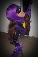 66 Batgirl Cosplay Chapter 42 Overwhelmed by ozbattlechick