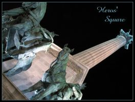 Heros Square by Amanodel