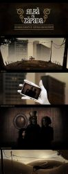 SnowWhite animation screens by AlexanderCasteels