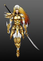 Goldronin's Armor by goldronin