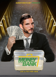 Poster - Money in the Bank 2017 by Jeri-Spy
