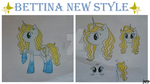 Bettina new style by Elmer157Typhlosion