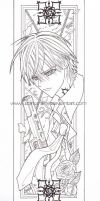 Bookmark Project WIP 1 by starkanime
