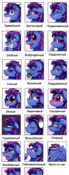 Emotions meme: Lost by 4you90