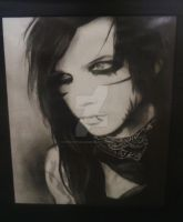 Drawings of Andy from Bvb by Everythingclaimed16