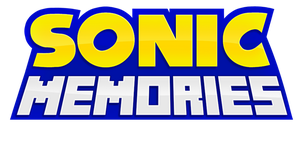 Sonic Memories Official Logo by NuryRush