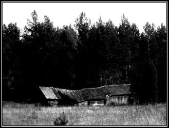 very old house by qdave