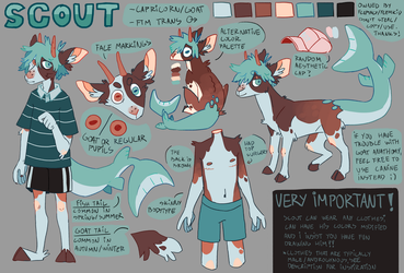 Scout ref 2018 by Flemaly