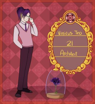 ~MDF~ Vinicus Teo by Azlissian