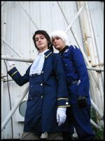 Prussia Austria AWESOME by D3ra