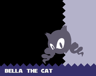 Bella The Cat Intro Style BG (V1) by Hexidextrous