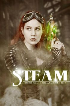 Steam by MADmoiselleMeli
