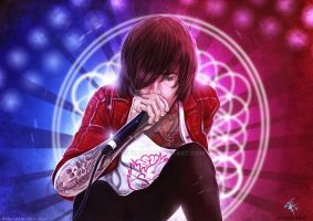 Oli Sykes - Bring Me the Horizon by kitster29