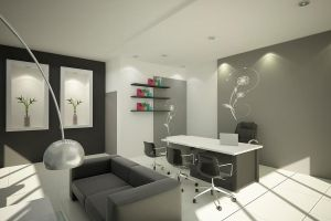 office interior by piep