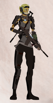 Fallout Concept Character by Sigi09