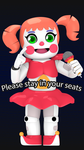 Please Stay in your seats by William-Rabbit