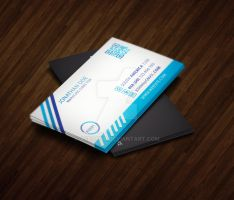 Corporate-Personal Business Card by naeem1200