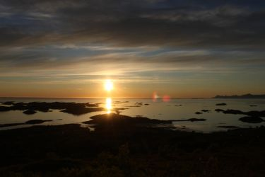 The Light Of Norway by SkyStockProvider