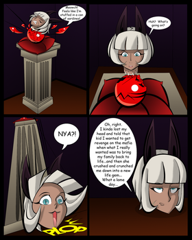 The Purrfect Ending Part 2 by gameboysage