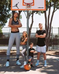 Tall WNBA player by lowerrider