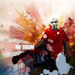 MF DOOM by HuMiLiAtOr