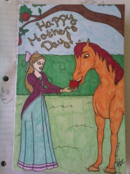 Mother's Day Card by BrownEyedGirl9