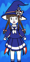 the cutest sea witch by her-only-rhyme
