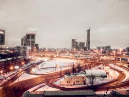 Moscow by WestMauE
