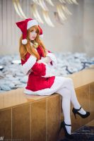 Asuka - Holidays by MeganCoffey