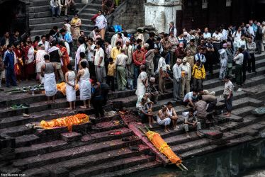 Pashupatinath by erezmarom