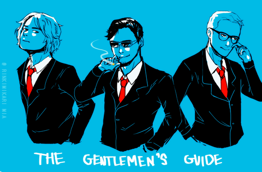 The Gentlemen's Guide by maikeru-mia