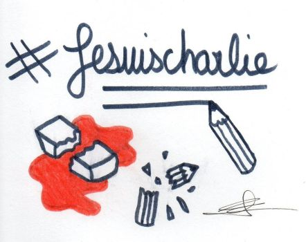 Je suis Charlie by Millimiw