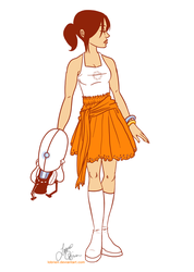 Chell Chic by LOBrien