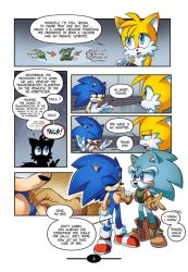 ''Heroes come back'' Chapter 5 Page 6 by FinikArt
