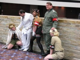 ACen Hellsing Photoshoot 14 by dunkler-adlig