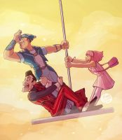 Lazy Town-Adventure by MadJesters1